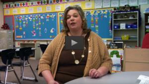 ELA Teacher Tracy Morrow & A Home Visit